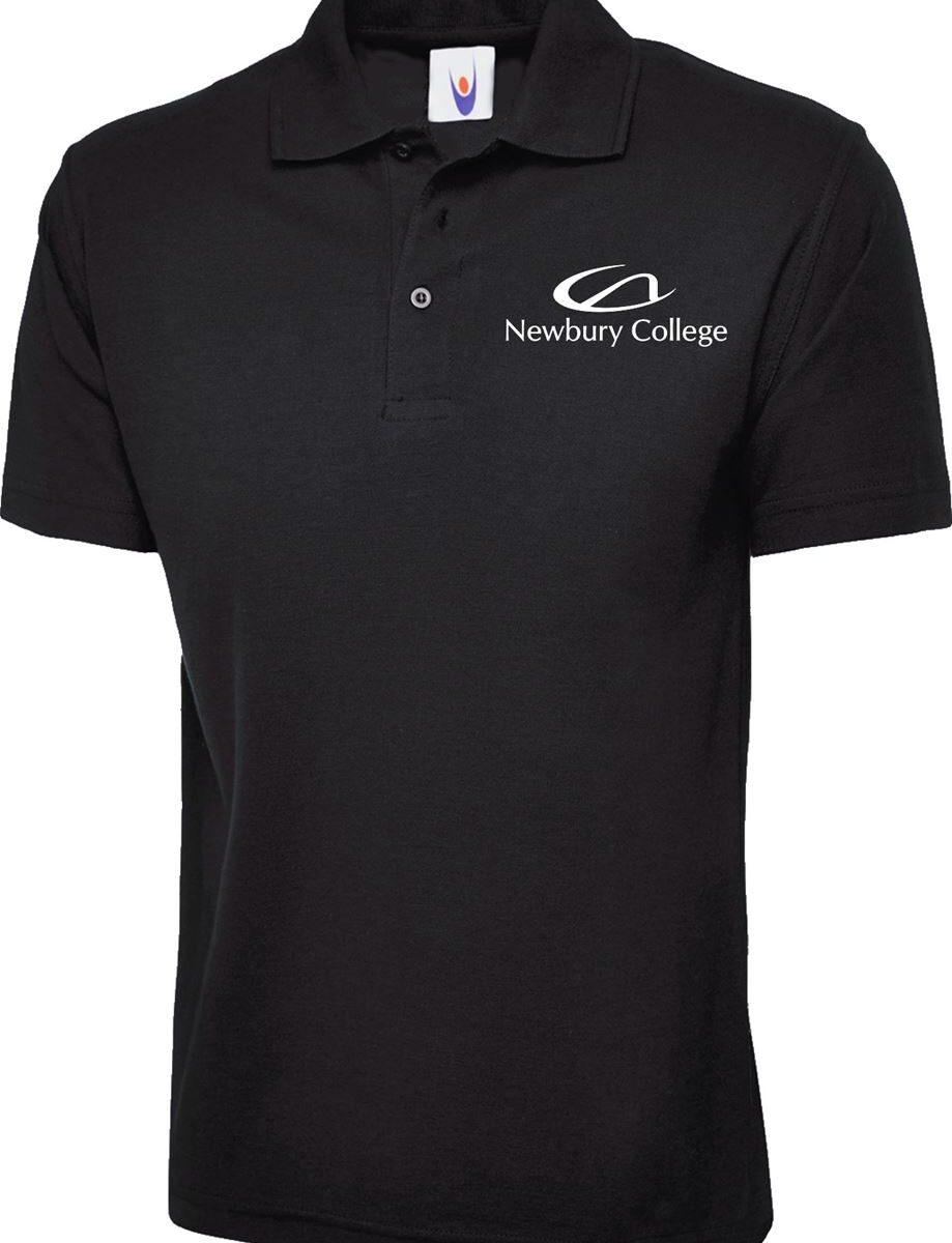 Newbury College Uniform Services Polo Shirt