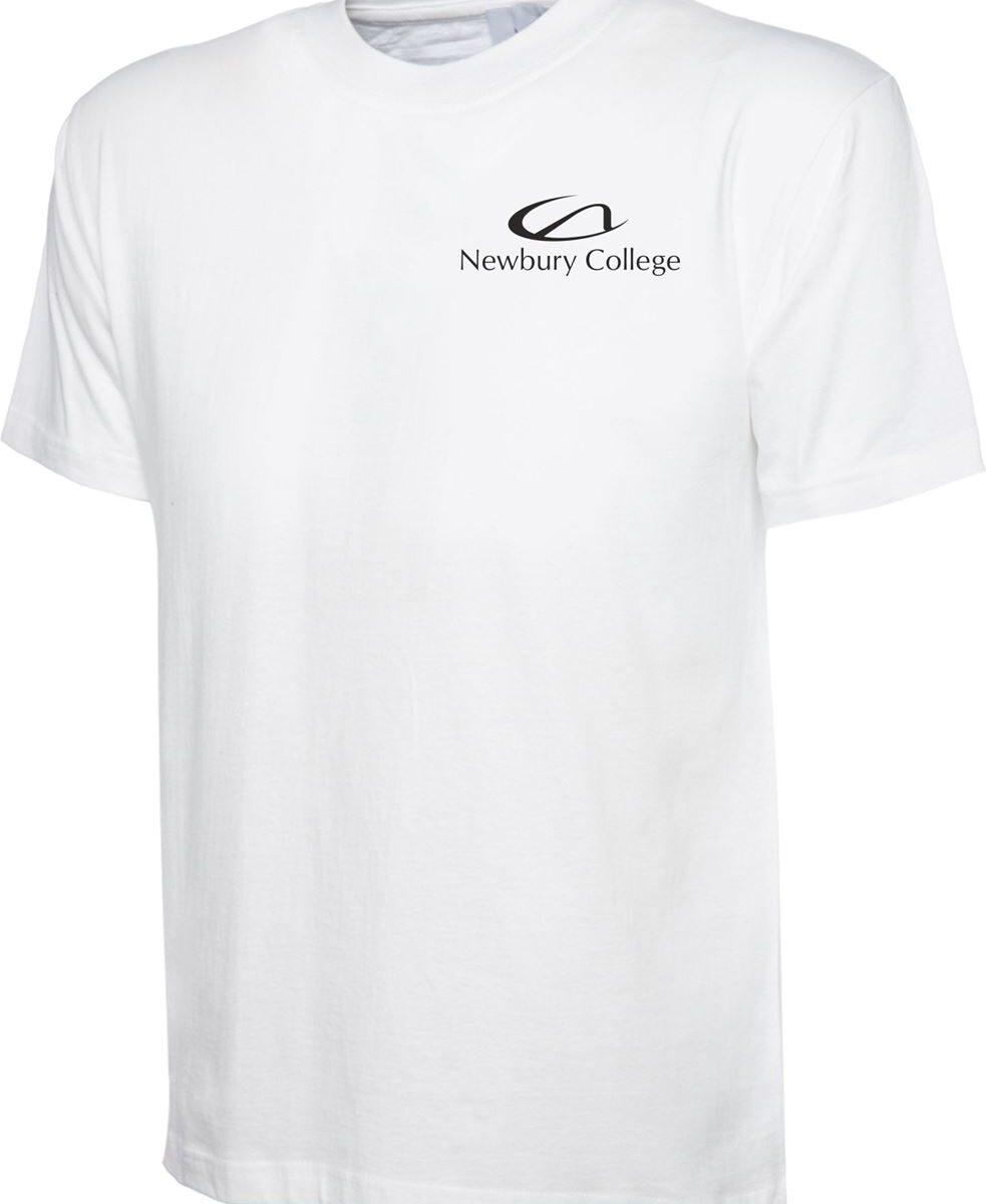 Newbury College Uniform Services TShirt