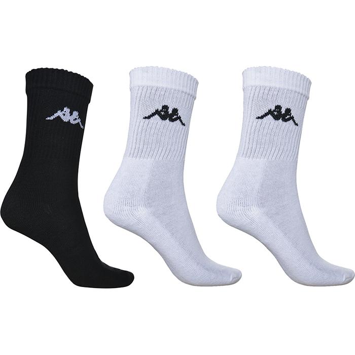Kappa CHIMIDO Socks Pack of 3