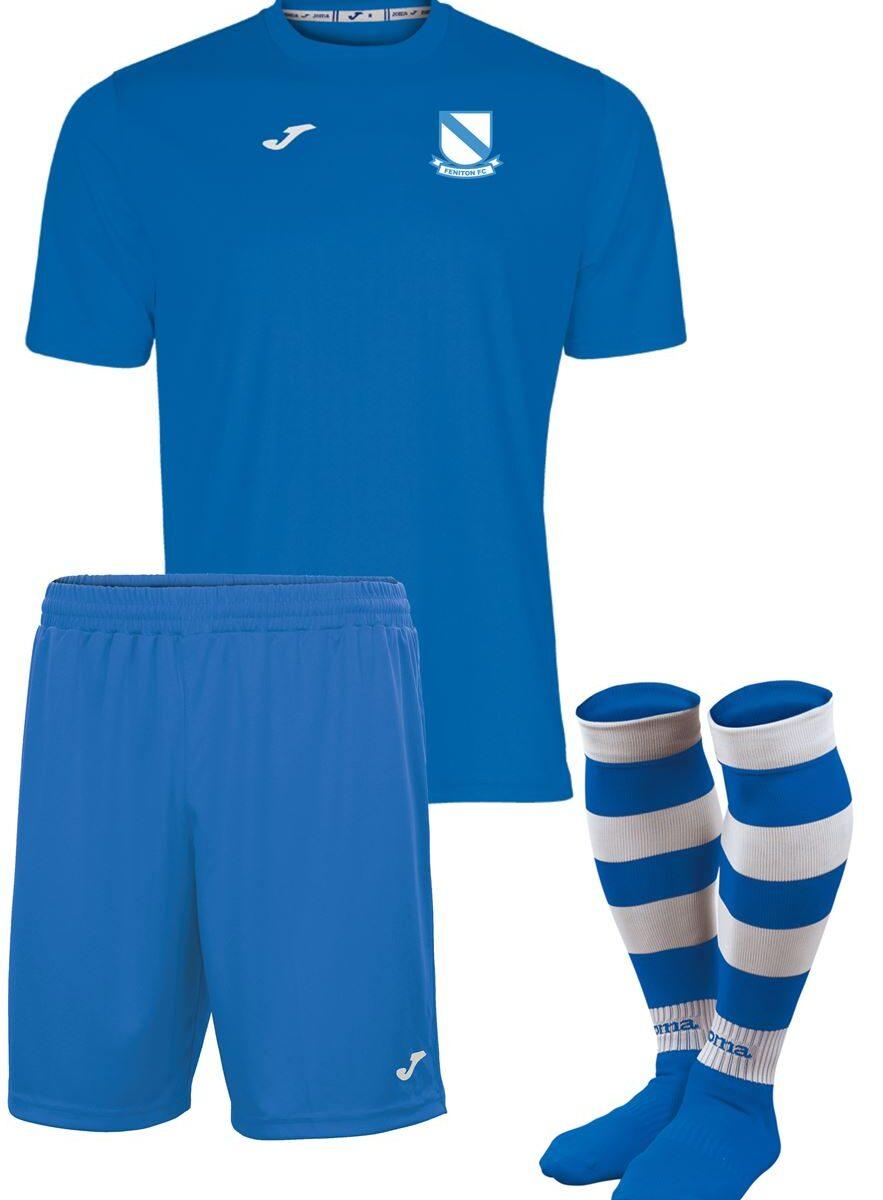 Adult Combi Training Kit - Feniton FC