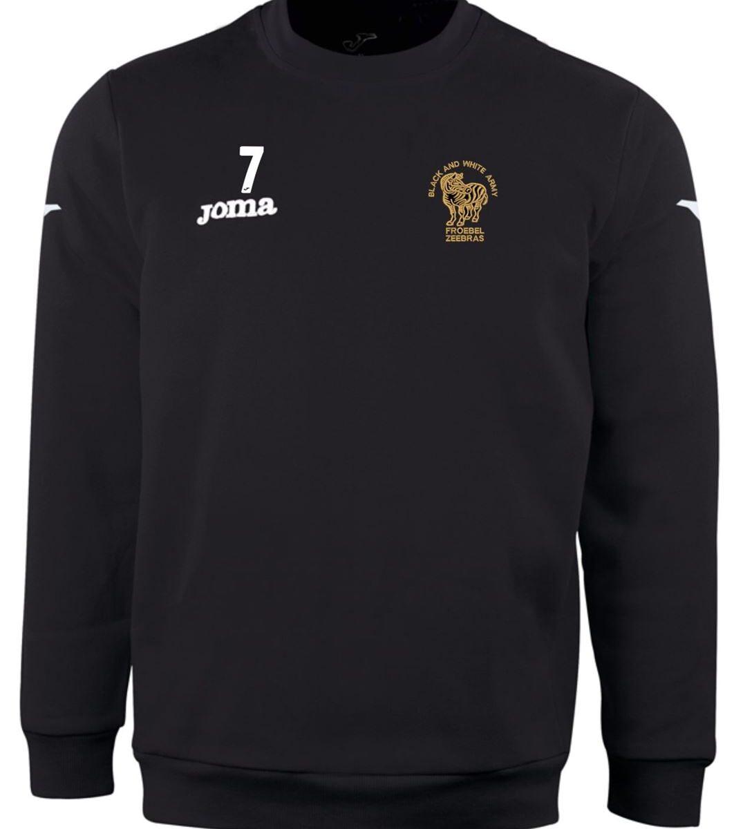 Fleece Sweatshirt - Froebel Zeebras FC