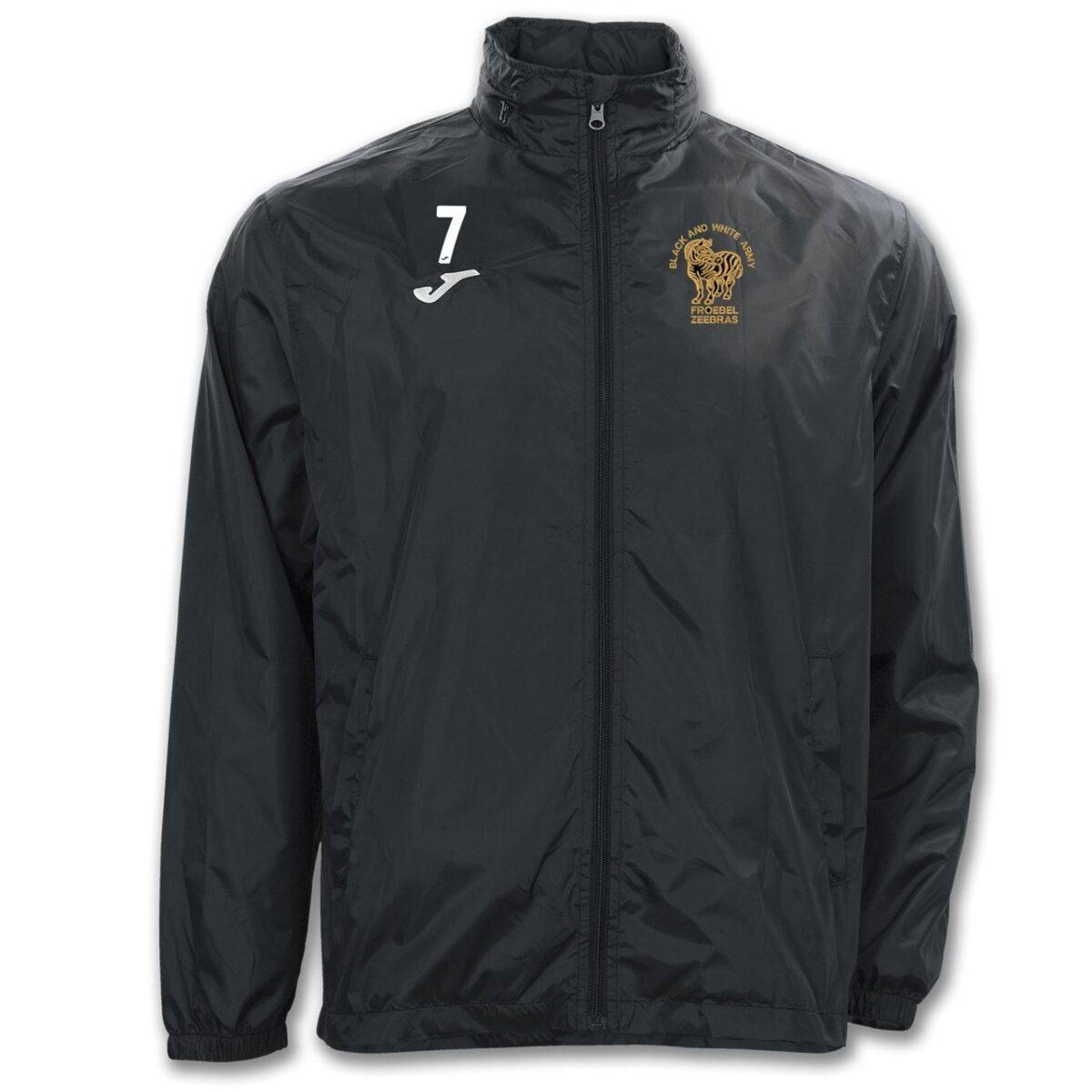 Rainjacket - Froebel Zeebras FC
