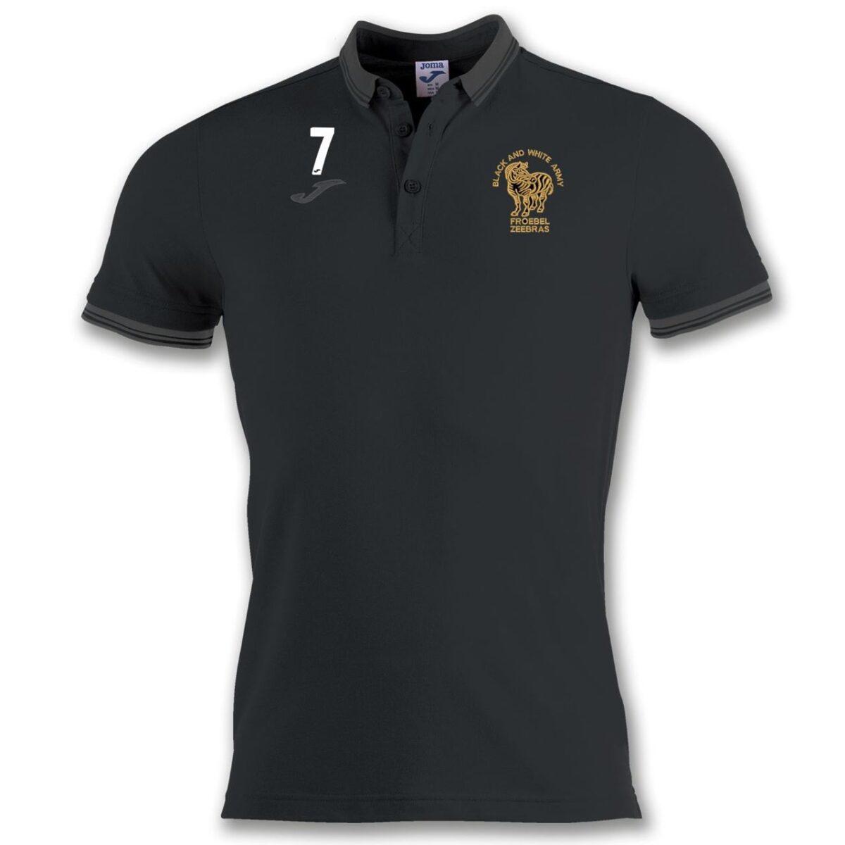 Polo Shirt - Froebel Zeebras FC