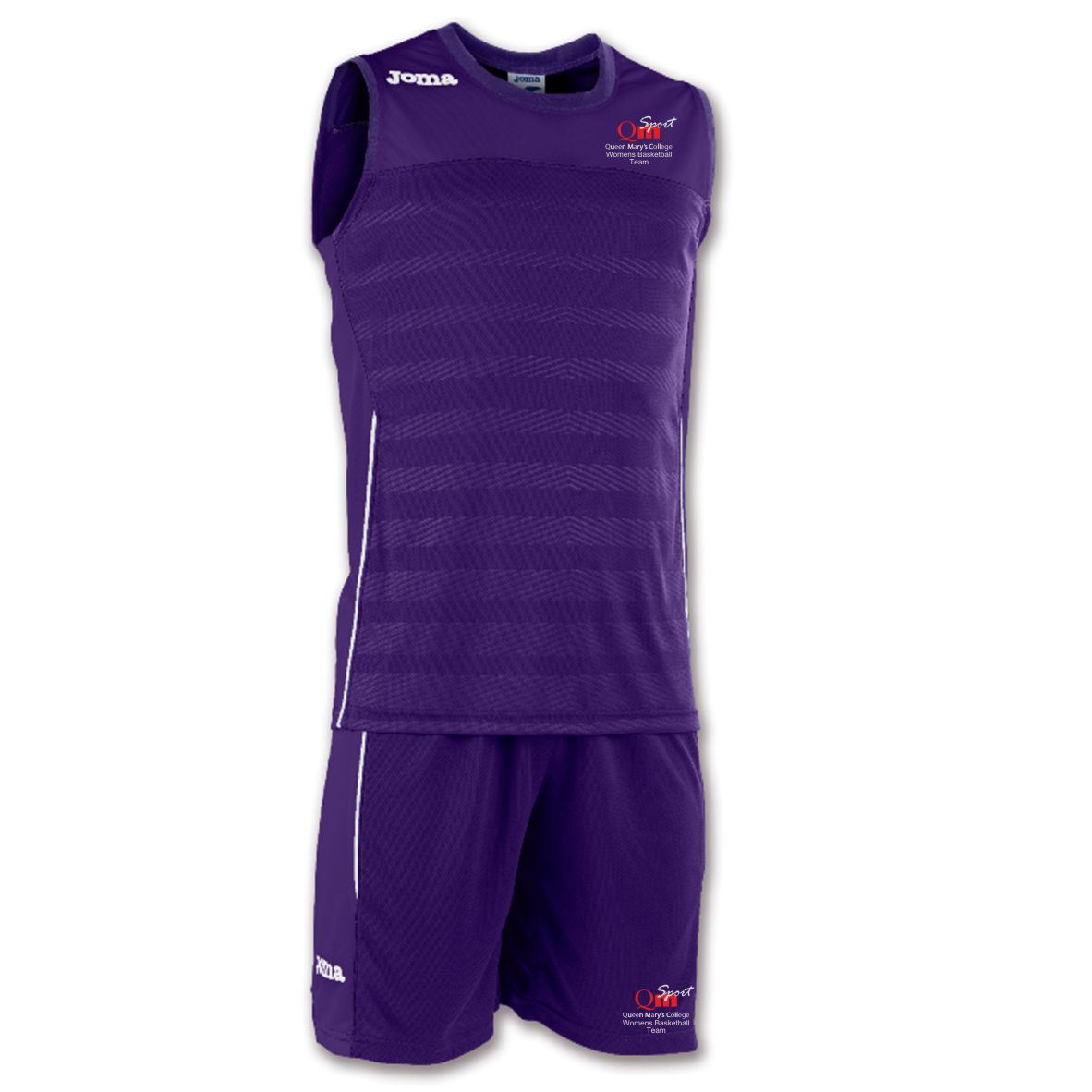 Queen Mary's Womens Basketball Academy Player Pack
