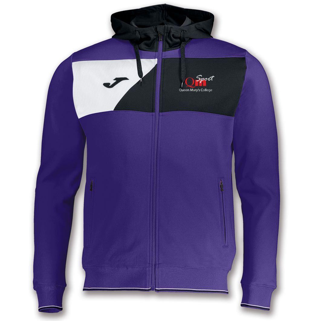 Queen Mary's Basketball Academy Crew II Jacket