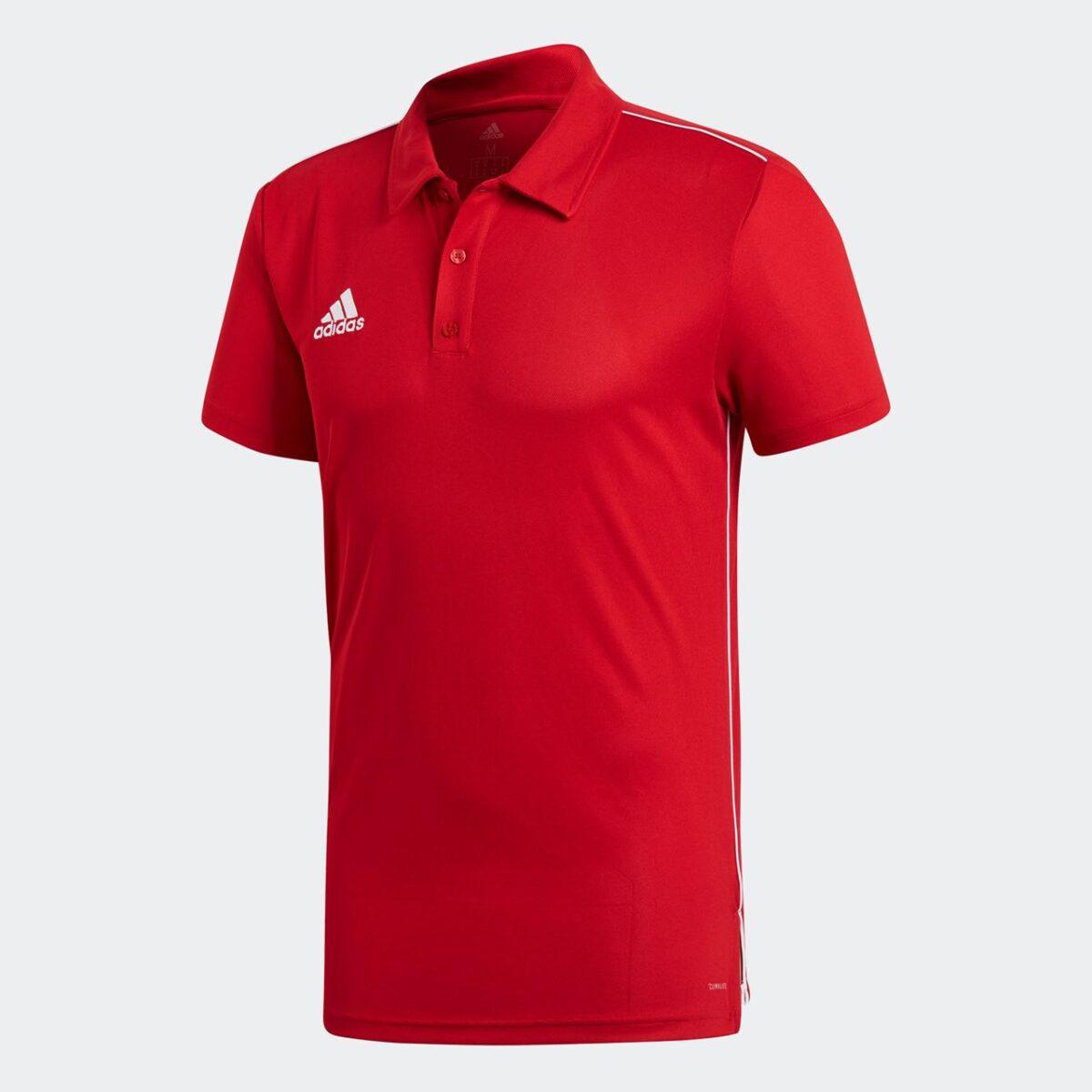 Adidas Core 18 Polo Shirt Adult