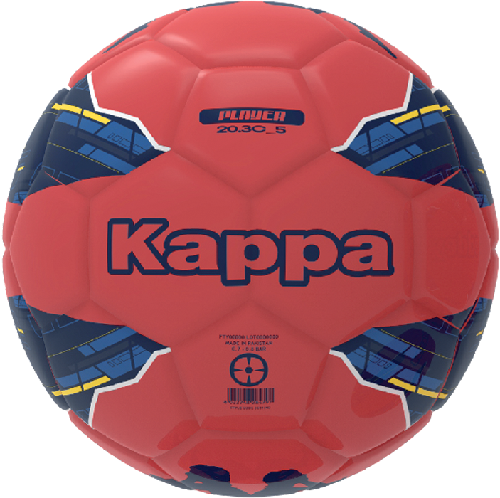 KAPPA CAPITO PLAYER 20.3C - HAND STITCHED BALL 3031IN0