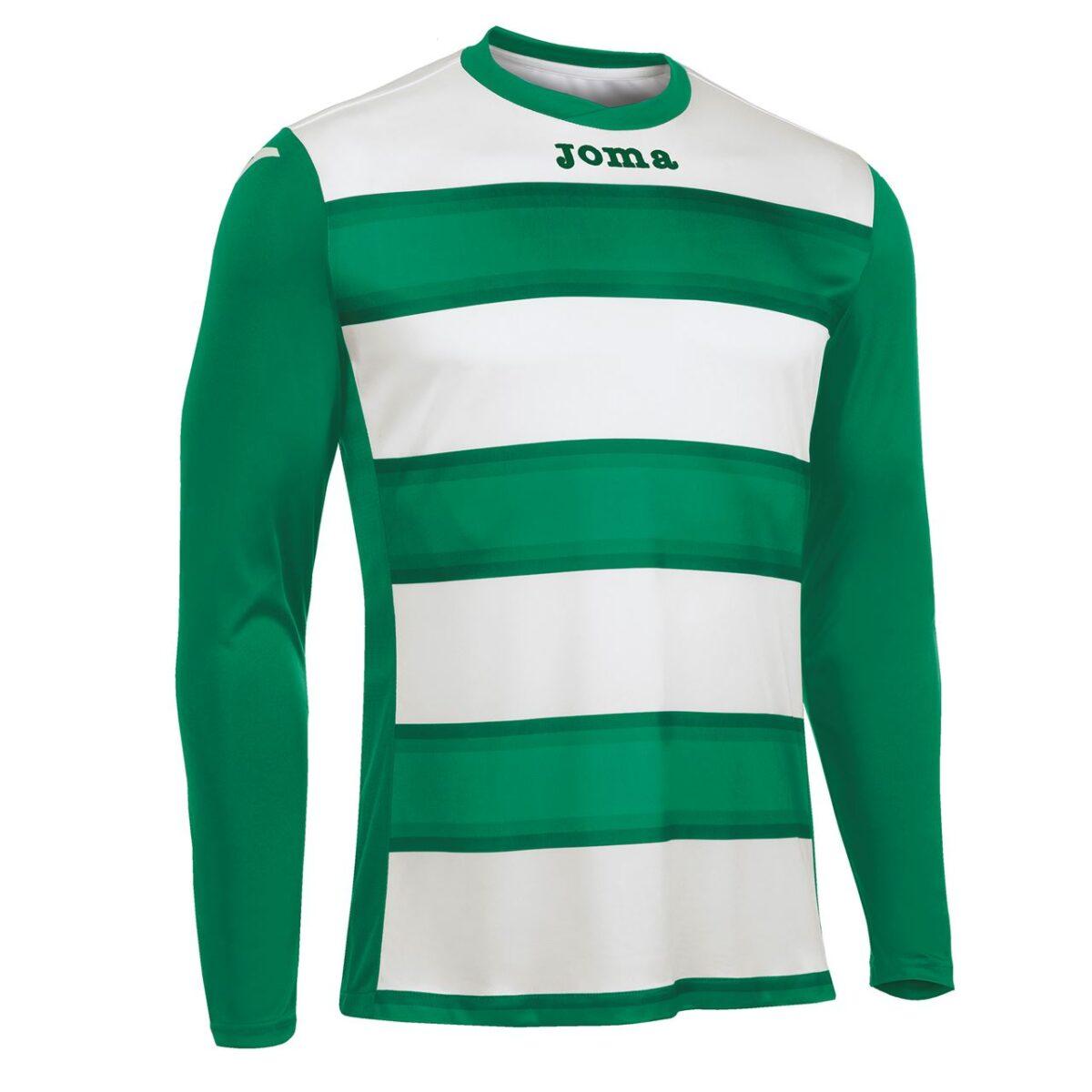 Joma Europa III Adult L/S Football Shirt 100406
