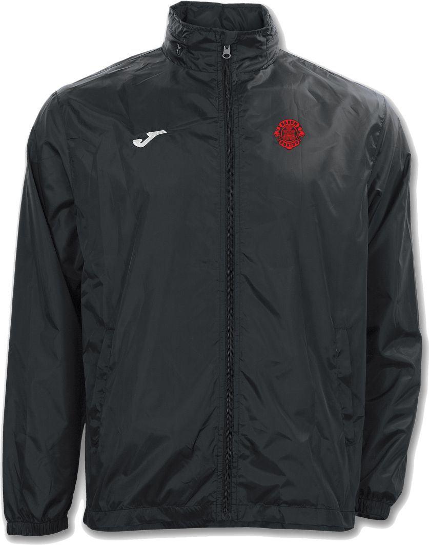 Barum Boxing Club Adult Rain Jacket