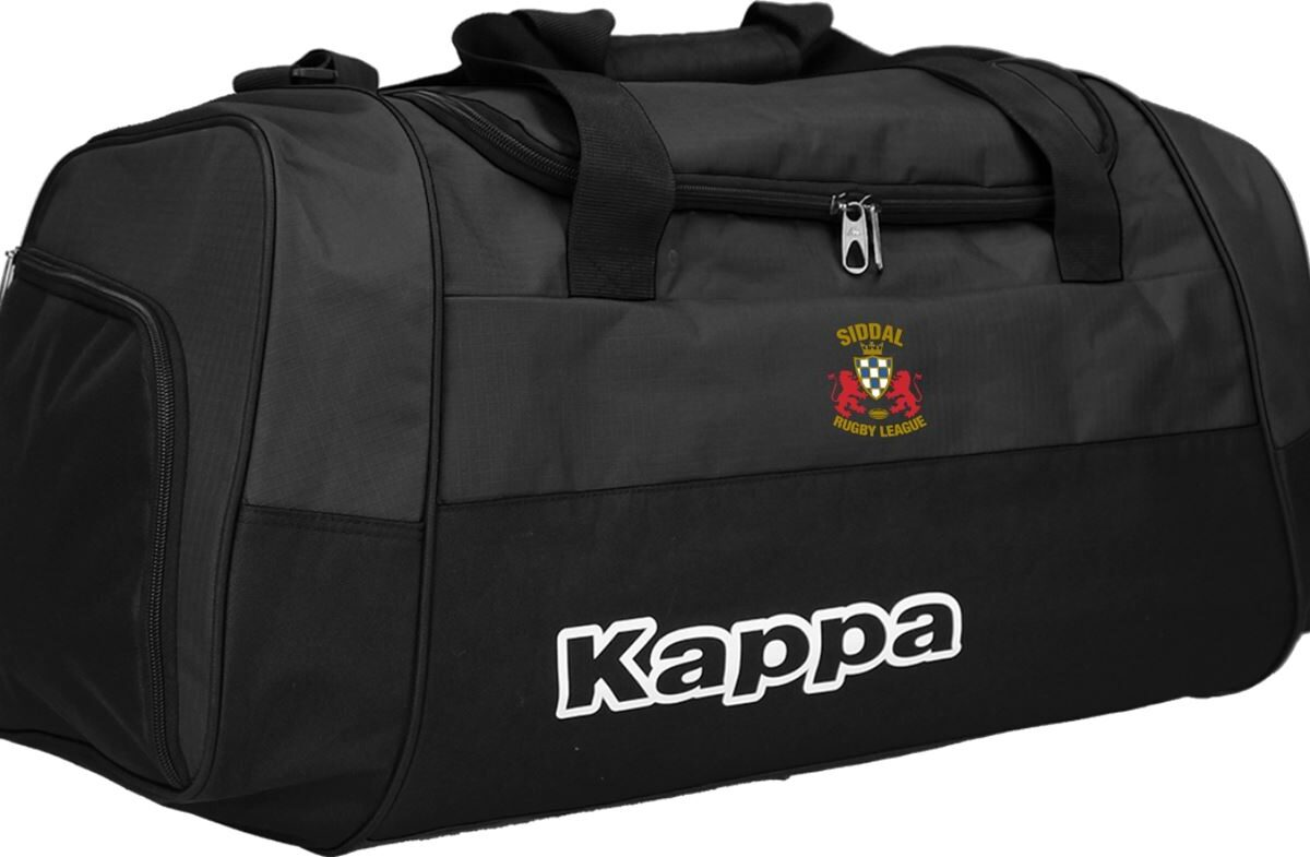 Siddal ARLFC Brenno Sport Bag 30416YO
