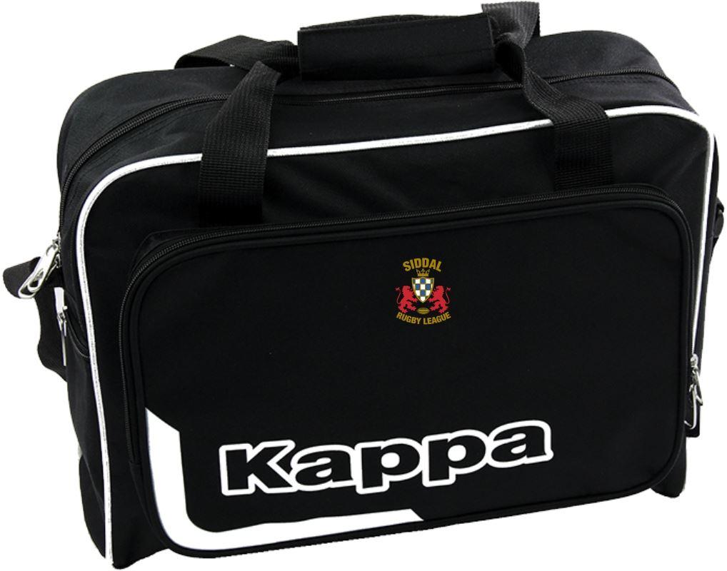Siddal ARLFC TASKA Managers Bag 302BKCO