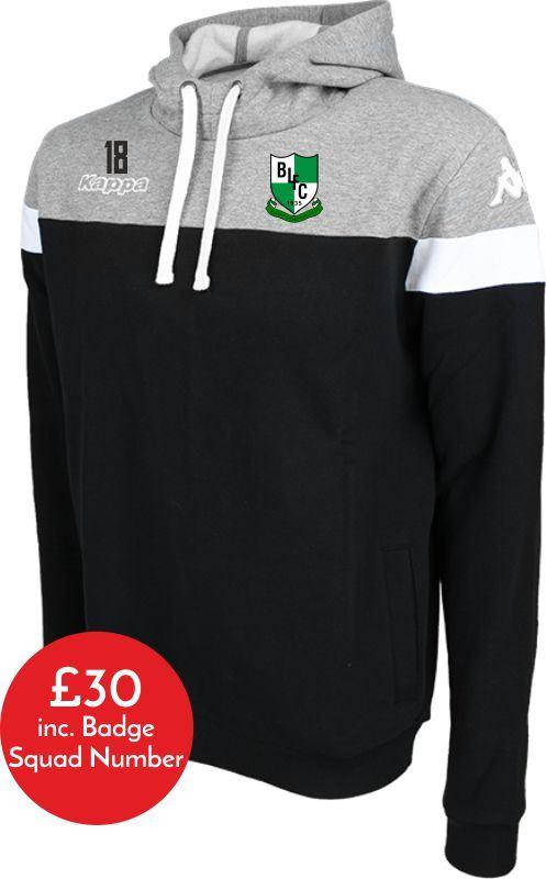 Blackfield & Langley FC Hooded Sweatshirt