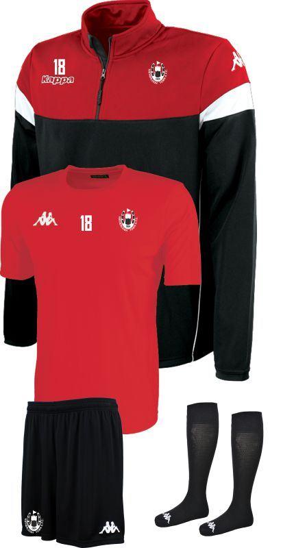 Hatherleigh Town AFC Training Wear Pack