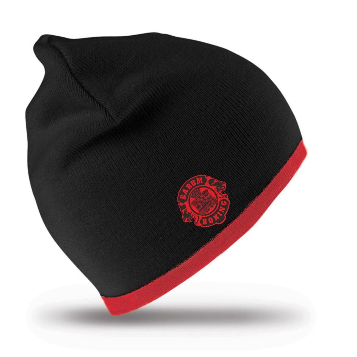 Barum Boxing Beanie Hat