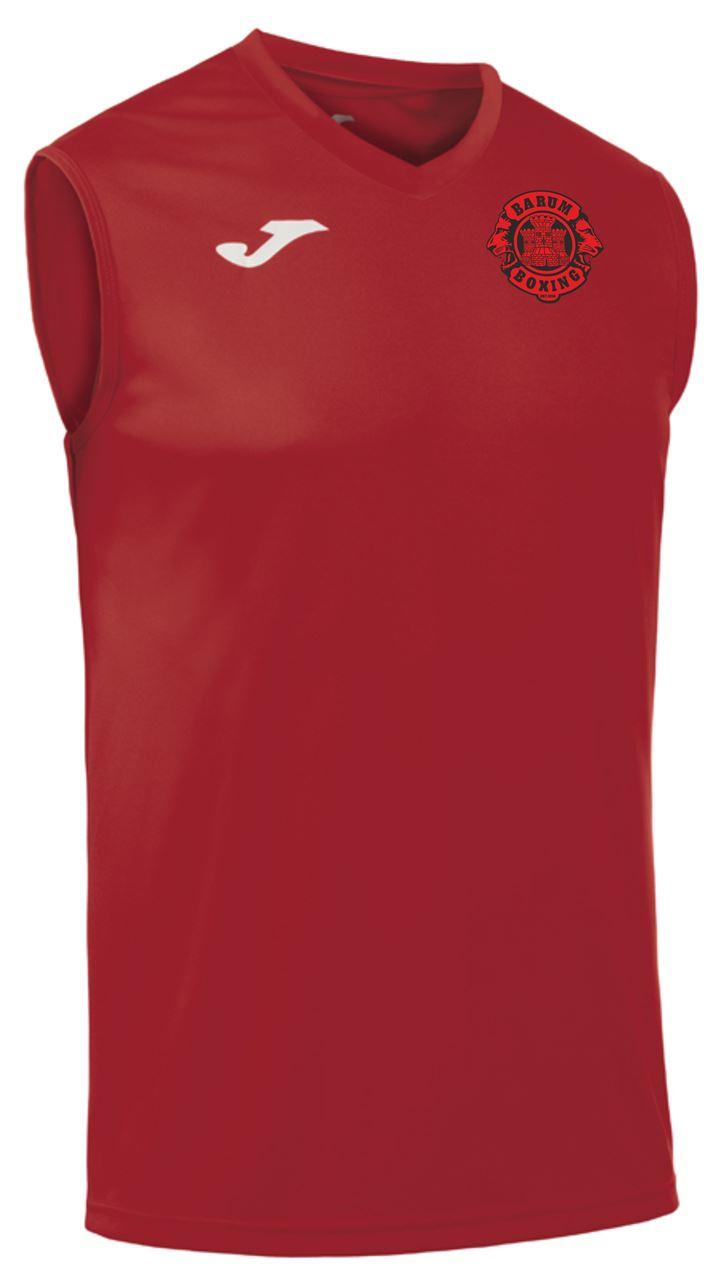Barum Boxing Club Adult Training Vest