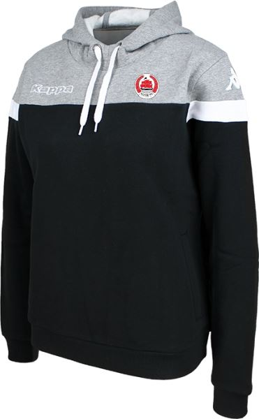 Clyde FC Accia Womans Hoody Sweat