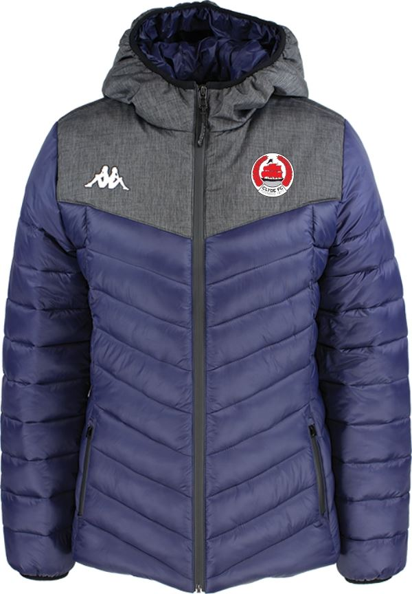 Clyde FC Doccia Woman's Padded Jacket
