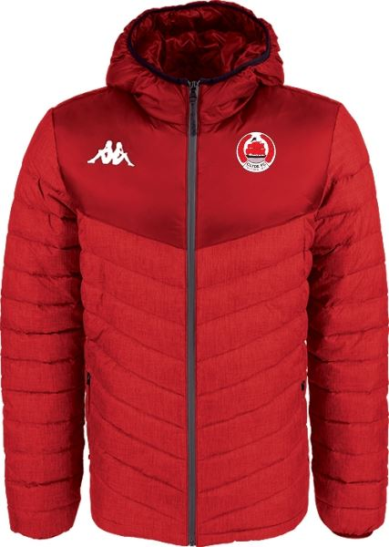 Clyde FC Doccio Padded Jacket