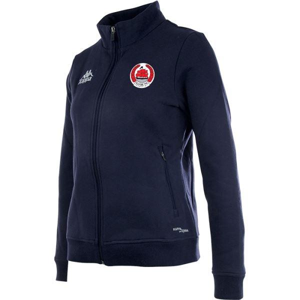 Clyde FC Fabbiana Woman Fleece Jacket