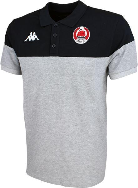 Clyde FC Pianetti Polo Shirt
