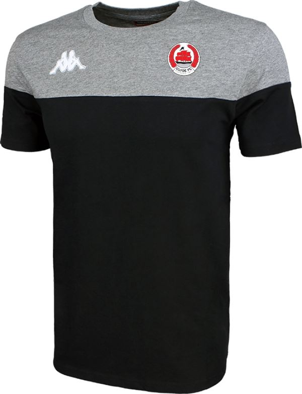 Clyde FC Siano Leisure T Shirt -  304IP30