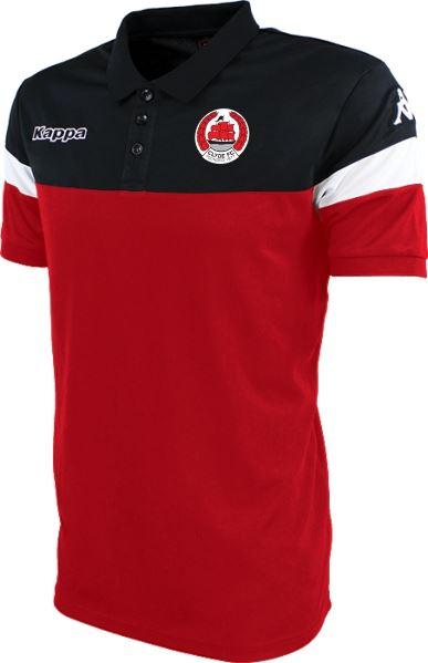 Clyde FC Salto Polo Shirt - 304IP20
