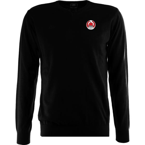 Clyde FC Kamma Knitted Sweater