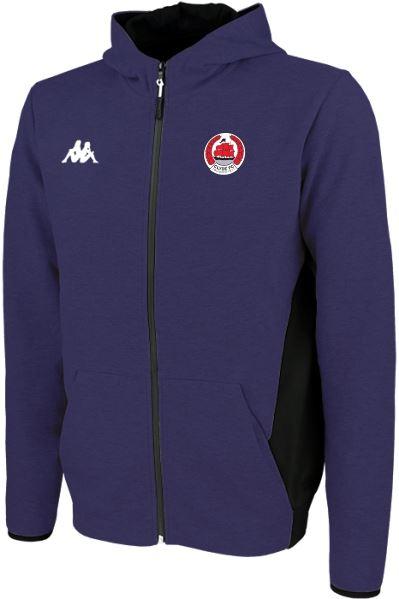 Clyde FC Marzame Tech Fleece Jacket