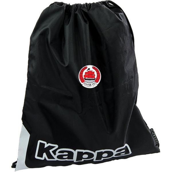 Clyde FC Ysika Gym Bag