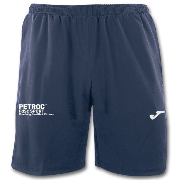 Petroc NAVY Bermuda Shorts - FdSc