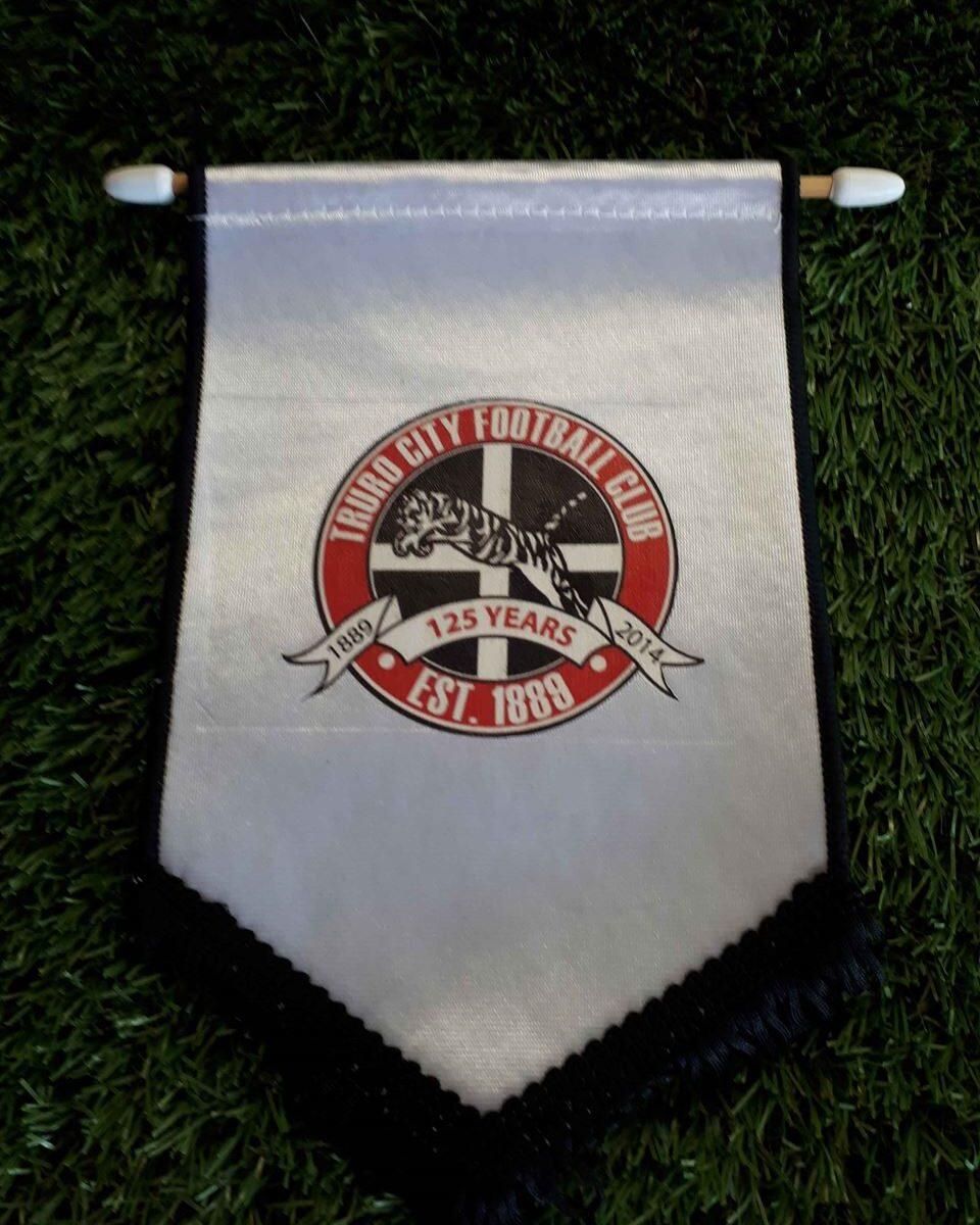 Truro City FC Pennant