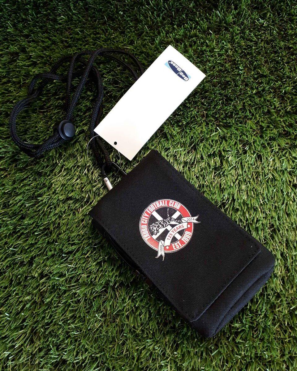 Truro City FC Phone Pouch