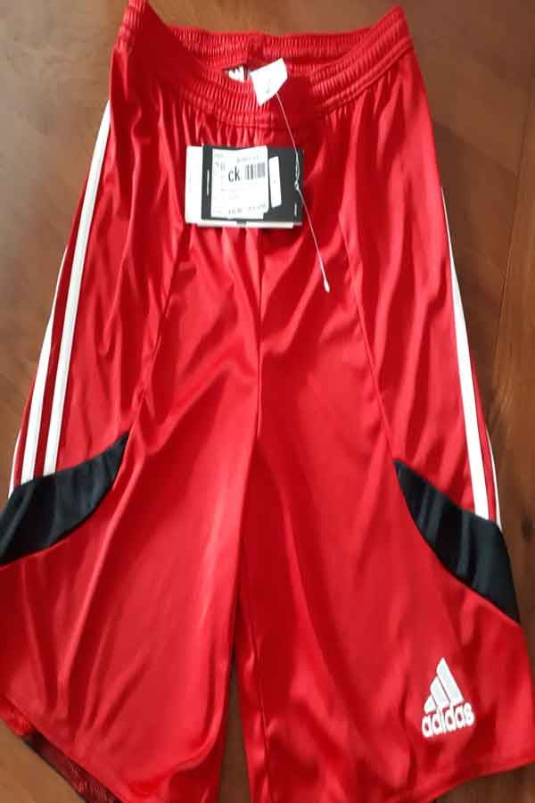 Truro City FC Adidas JUNIOR NOVA Shorts
