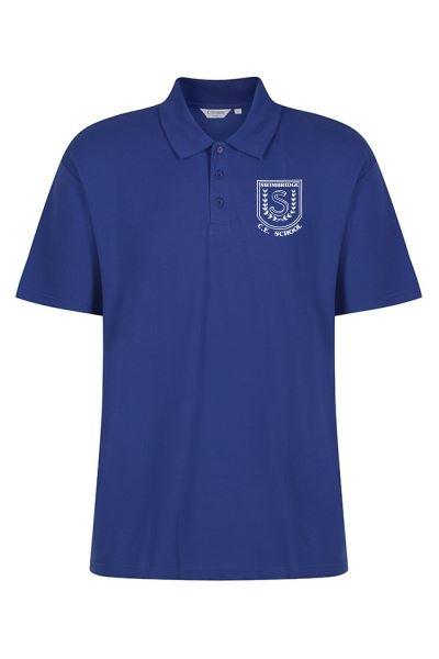 Swimbridge Primary School Royal PE Polo Shirt