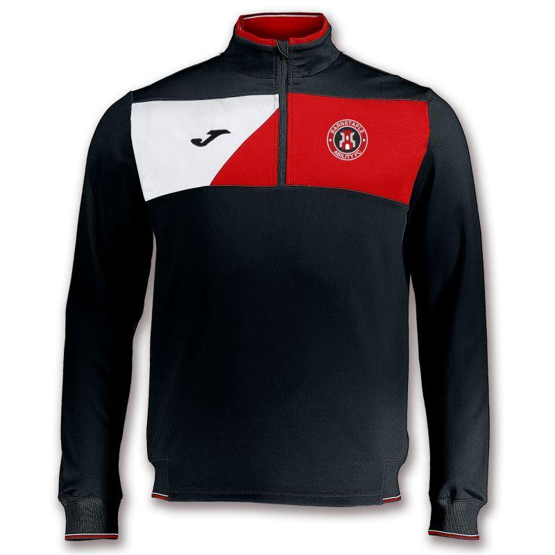 Barnstaple Ability FC 1/4 Zip Jacket