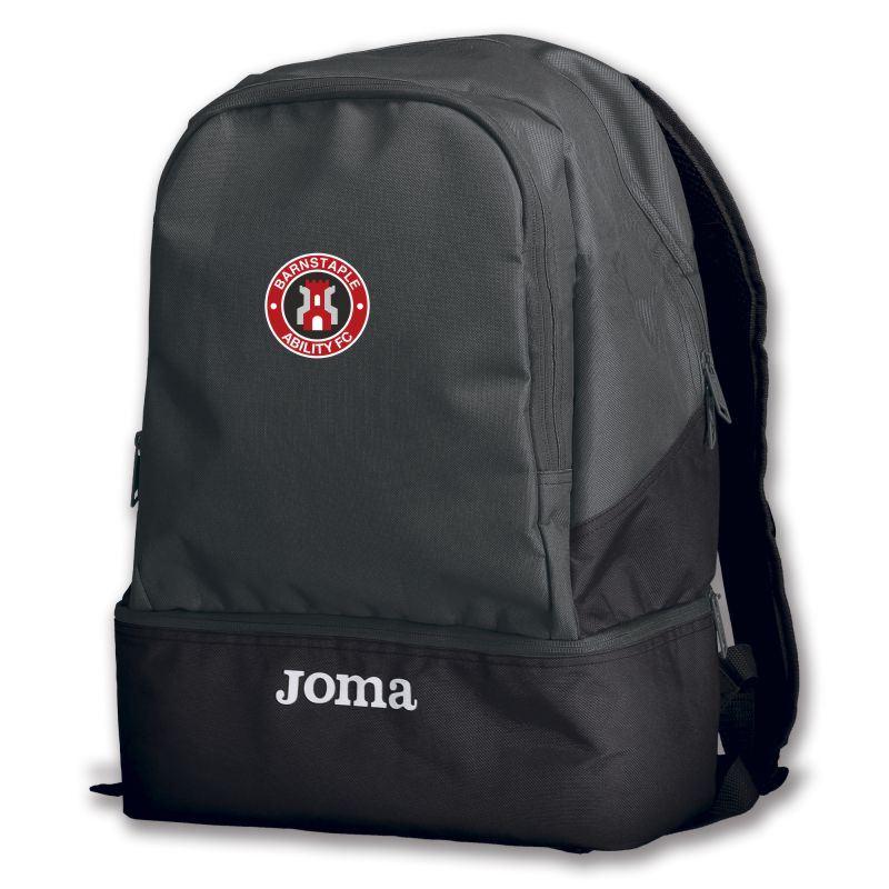 Barnstaple Ability FC Backpack