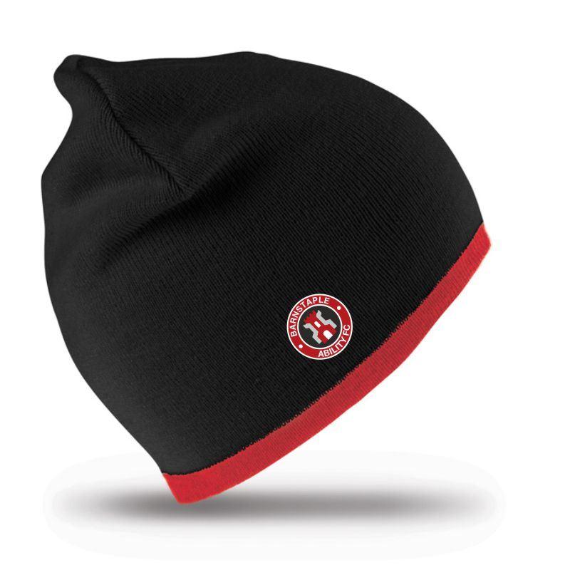 Barnstaple Ability FC Beanie Hat