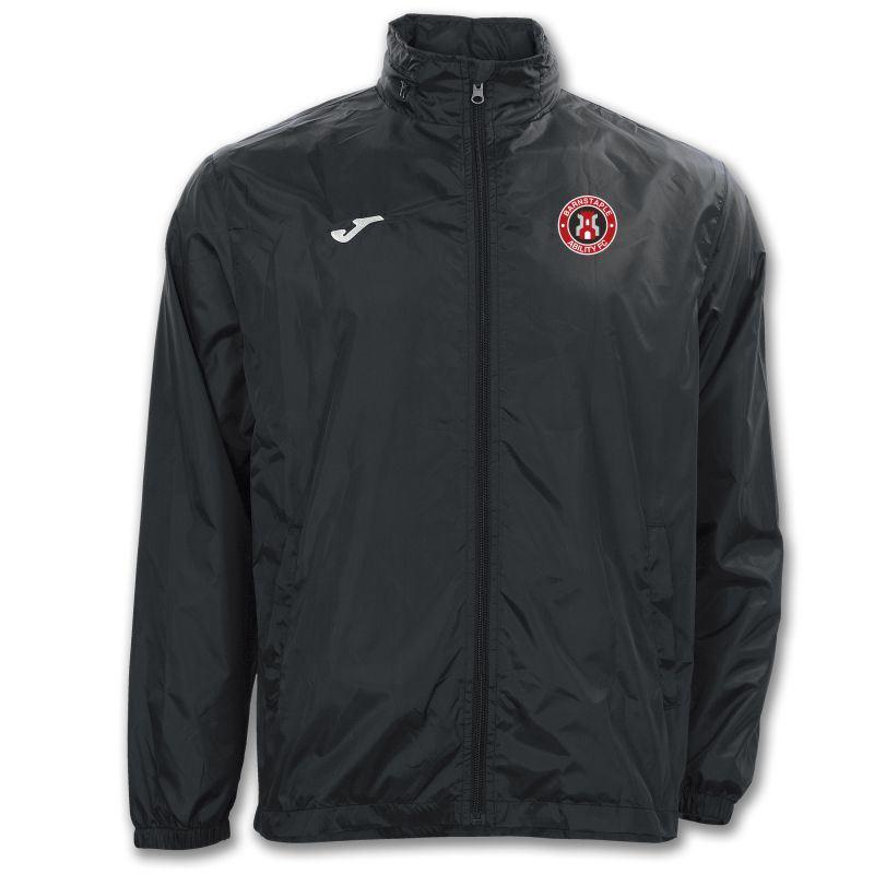 Barnstaple Ability FC Rain Jacket