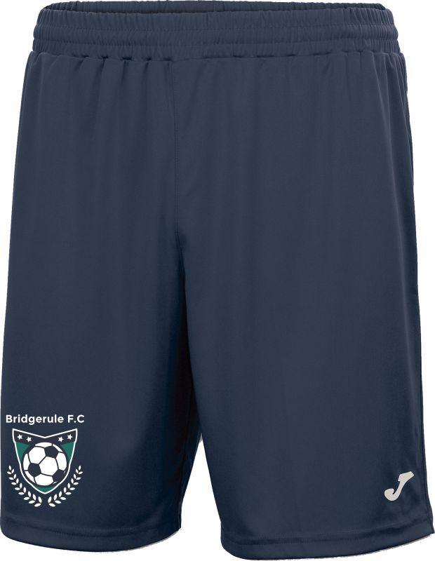 Bridgerule FC Nobel Training Shorts - Dark Navy - ADULT 100053.331