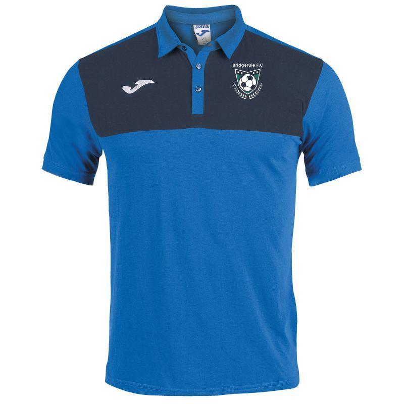 Bridgerule FC Winner Polo Shirt ADULT 101108.703