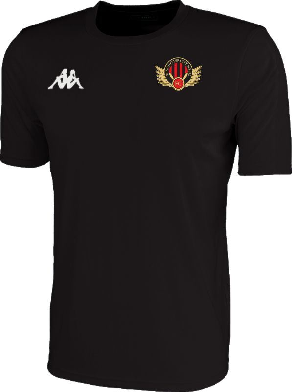 Winchester Flyers Rovigo Leisure T Shirt - Black