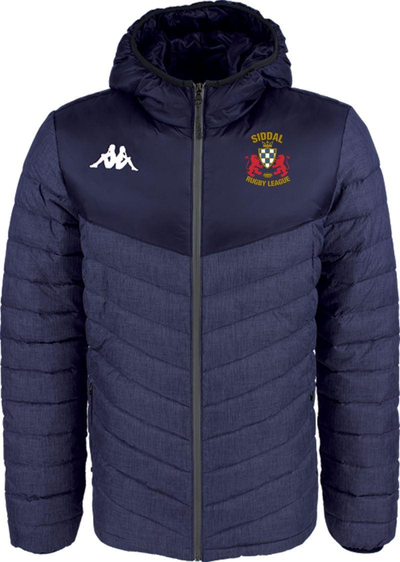 Siddal ARLFC DOCCIO Padded Jacket