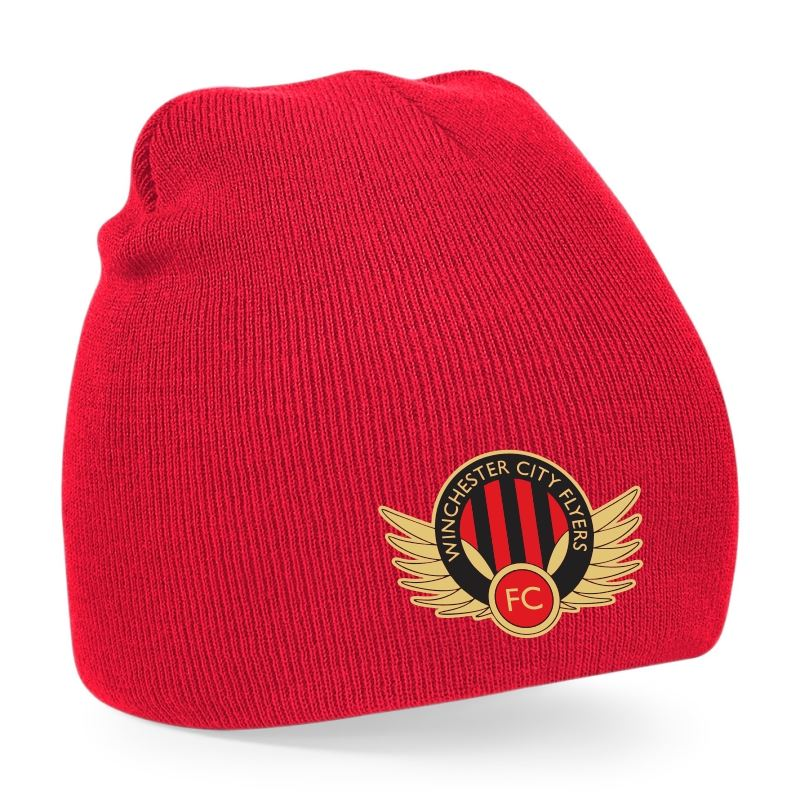 Winchester Flyers Red Beanie