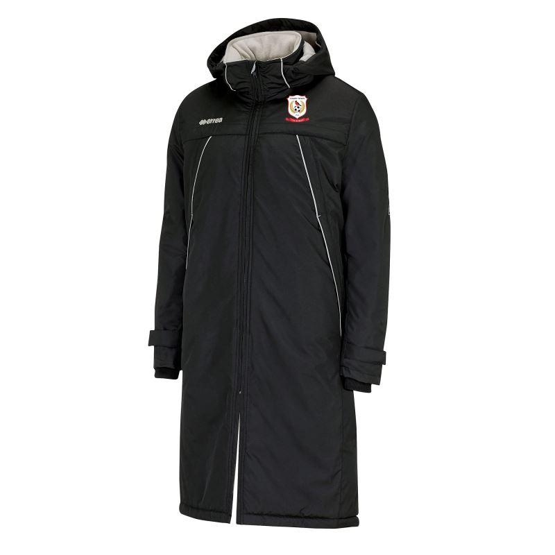 Chard Town FC Iceland Parka Jacket