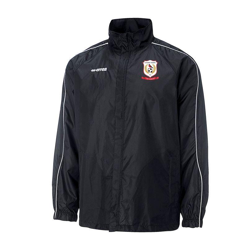 Chard Town FC Basic Rain Jacket - ADULT