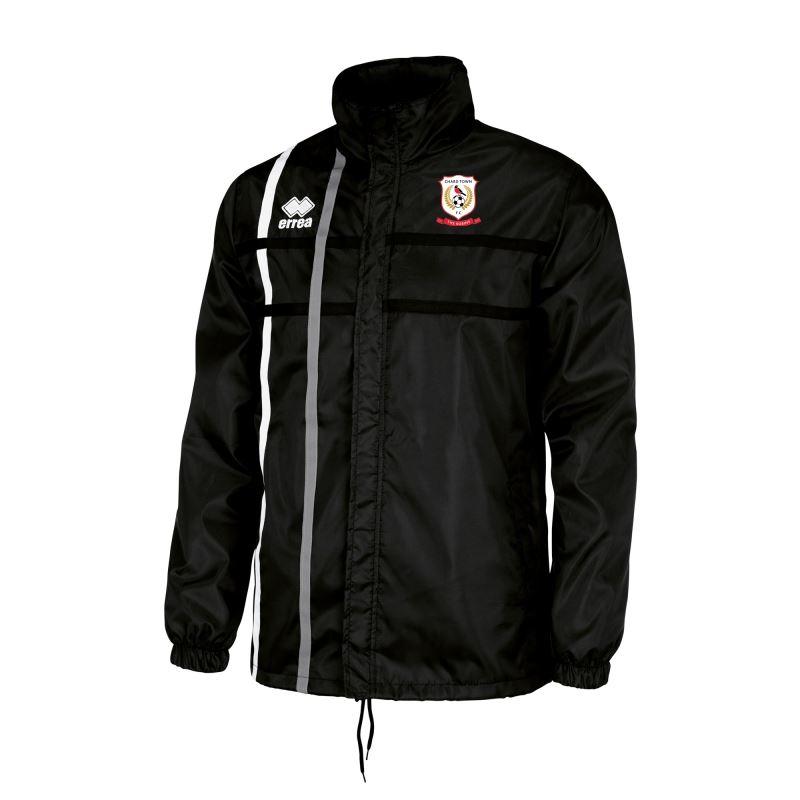 Chard Town FC Mitchell Rain Jacket - ADULT