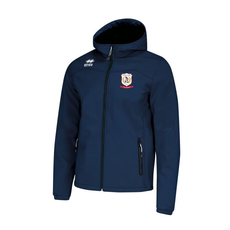 Chard Town FC GEB Softshell Jacket - ADULT