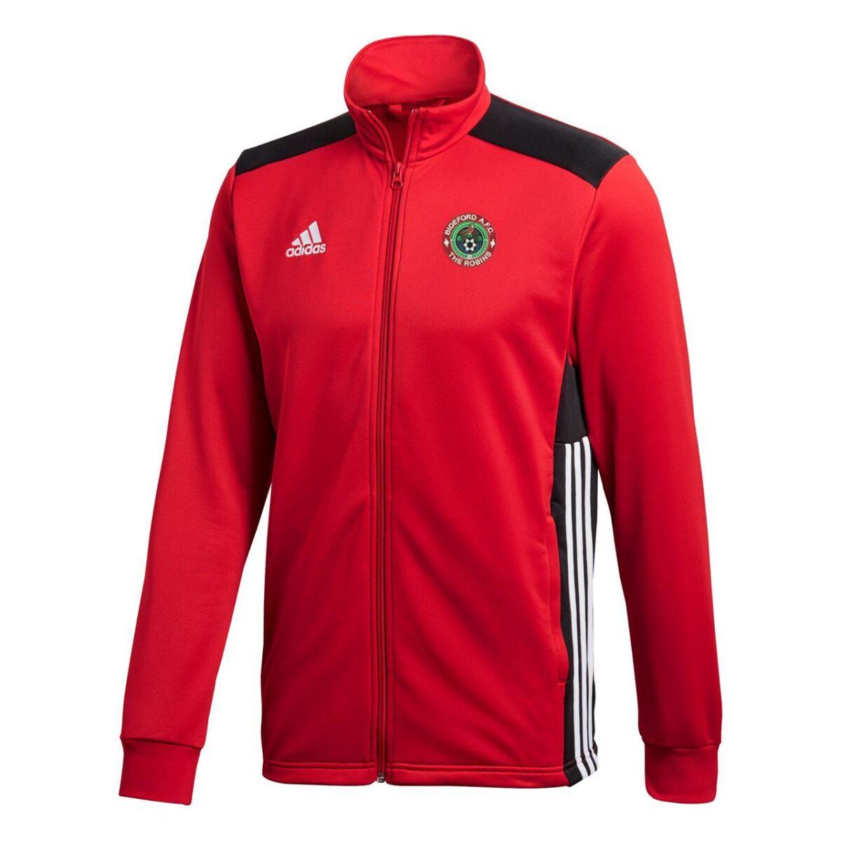 Bideford AFC Adidas Regista 18 Polyester Jacket CZ8628 - ADULT
