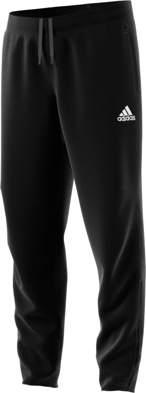 Adidas Tiro 17 Training Pant - Adult BK0348 Black/White