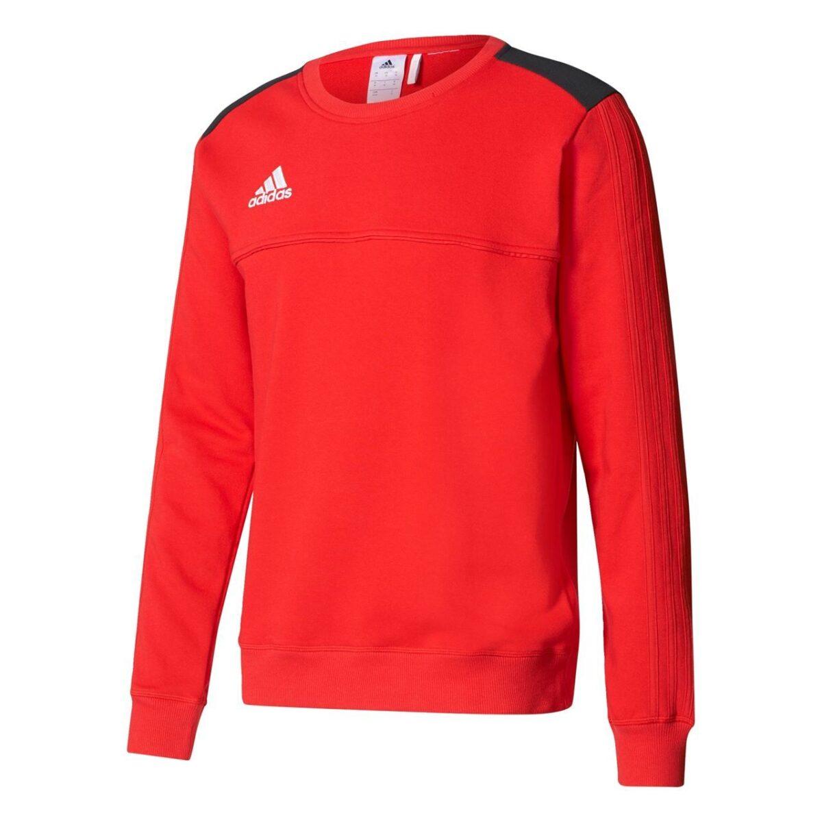 Adidas Tiro 17 Sweat Top BQ2671 Red/Black